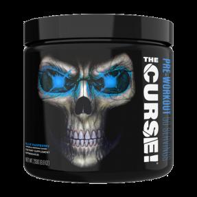 The curse 250g - Cobra Labs-Pre workout -Prodietnutrition.ma