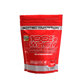 100% Whey Protein  500g - Scitec Nutrition