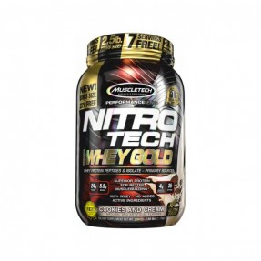 Nitrotech 100%Whey Gold 1Kg