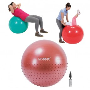 Demi Ballon de Fitness -...