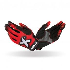 Gants X Crossfit Rouge -...