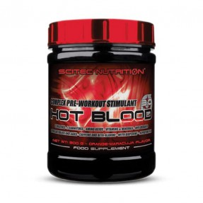HOT BLOOD 3.0 300G - Scitec...