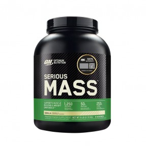 Serious Mass 2,72Kg - Optimum Nutrition