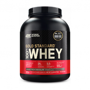 Gold whey standard 2,270kg - Optimum Nutrition