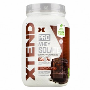 Xtend Pro Whey Isolate 826g...