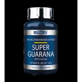 Super guarana 100 Tabs - Scitec Nutrition