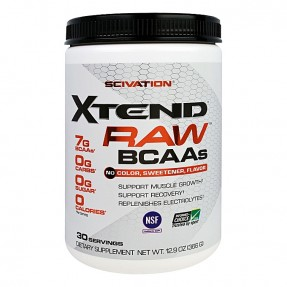 Xtend Raw Bcaas  30...