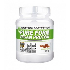 Pure Form Vegan protein...