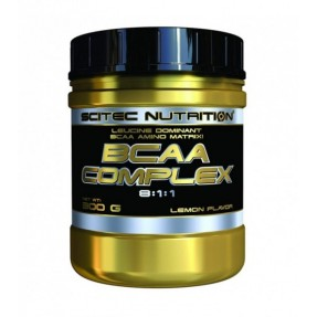 Bcaa complex 8:1:1  300g - Scitec Nutrition