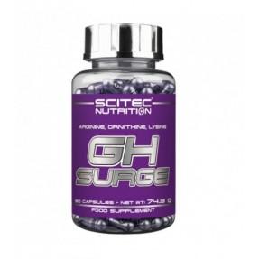GH Surge 90 caps - Scitec Nutrition-Stimulant Hormonal -Prodietnutrition.ma