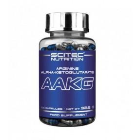 Aakg 100 caps - Scitec Nutrition-Arginine-Prodietnutrition.ma