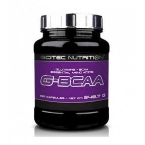 G Bcaa 250 caps - Scitec Nutrition-Bcaas-Prodietnutrition.ma