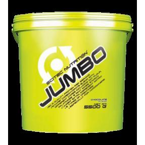 Jumbo 5,5kg - Scitec Nutrition-Gainer -Prodietnutrition.ma