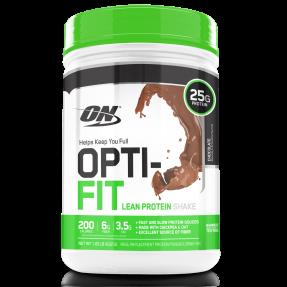 Opti-Fit lean protein shake...