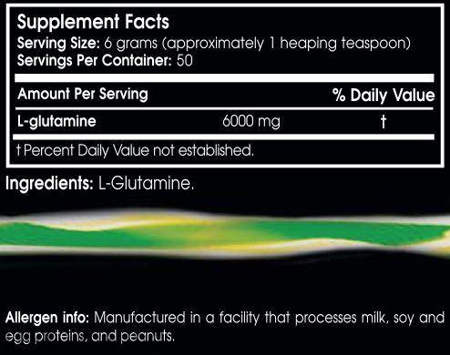L-Glutamine 300g - Scitec Nutrition